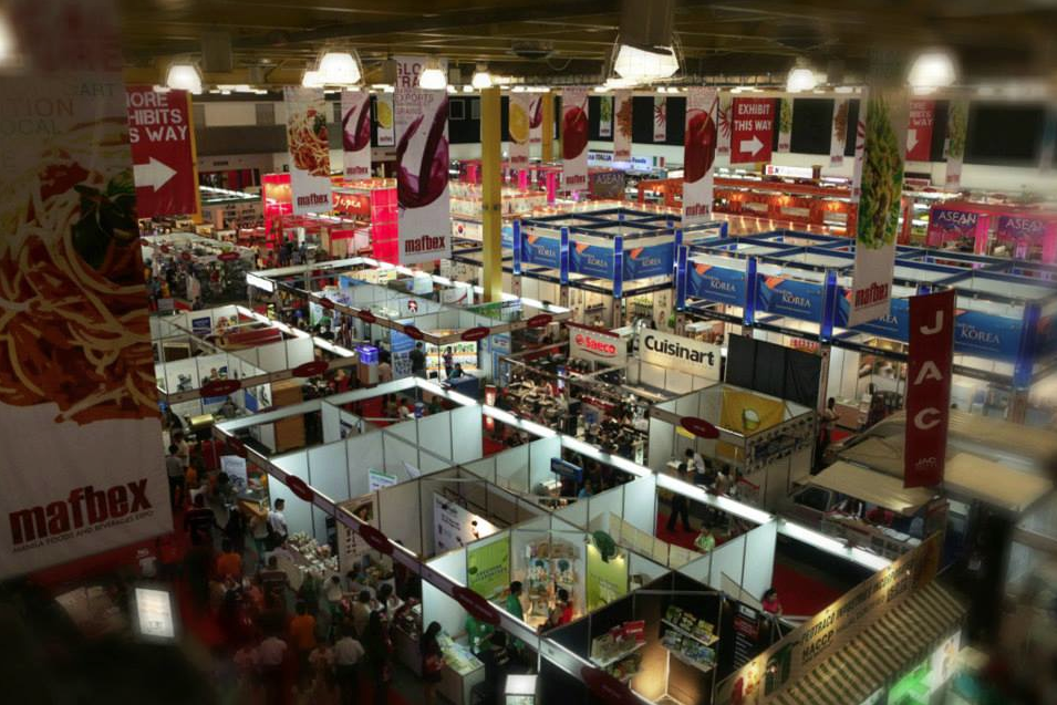 Euroblade Trading   MAFBEX – Manila Foods and Beverages Expo 2014